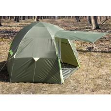 Палатка кемпинговая 3 местная автомат ЛОТОС 3 Саммер (модель 2019)