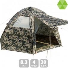 Кемпинговая палатка ЛОТОС 5 Мансарда (модель 2019)