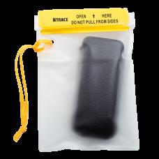 Гермопакет BTrace плоский ПВХ 12,7x18,4 см (Прозрачный)