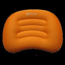 Подушка BTrace дорожная Air 51x36х8 см (Оранжевый/серый)