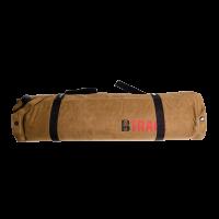Коврик самонадувающийся BTrace Warm Pad Double185х130х5 см (Коричневый) M0208