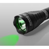 Тактический фонарь Armytek Predator (зелёный свет)