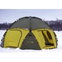 Зимние палатки и обогрев