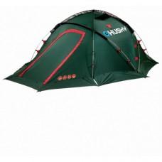 FIGHTER 3-4 палатка (темно-зеленый) HUSKY