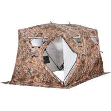 Зимняя палатка Higashi Double Camo Pyramid