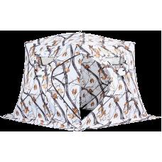 Зимняя палатка Higashi Winter Camo Pyramid Pro