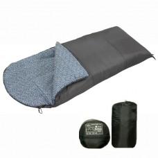 Спальный мешок-одеяло СП 2M Mobula c подголовником