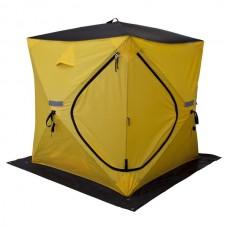 Палатка зимняя КУБ EXTREME 1,5х1,5 Helios v2.0 (ТОНАР) (широкий вход)