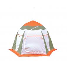 Палатка для зимней рыбалки Митек Нельма-3 Люкс