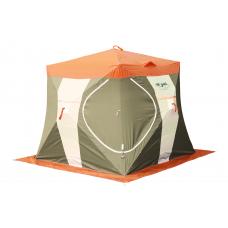 Палатка для зимней рыбалки Митек Нельма Куб-2