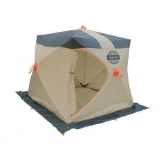 Палатка для зимней рыбалки Митек Омуль Куб 2