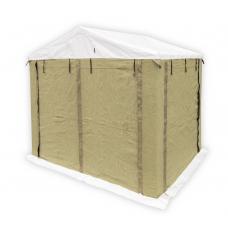 Палатка сварщика Митек 2,5х2,0 ПВХ+брезент