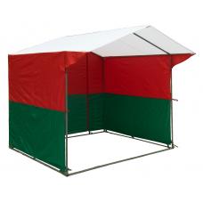 Торговая палатка Митек Домик 2.5х2