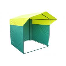 Торговая палатка Митек Домик 2х2 квадратная труба