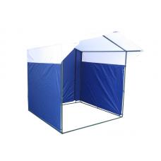 Торговая палатка «Домик» 2 x 2 из трубы Ø25мм, тент ПВХ
