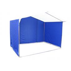 Торговая палатка Митек Домик 3х3 квадратная труба