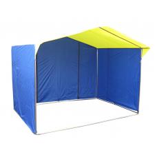 Торговая палатка Митек Домик 3х2 круглая труба