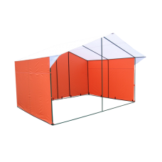 Торговая палатка Митек Домик 4х3