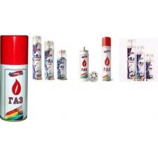 Газ для зажигалок RUNIS 400 мл  (, )