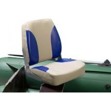 Кресло с поворотным механизмом мягкое  Патриот (Серый, )