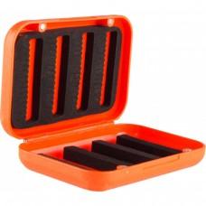 Коробка для рыболовных принадлежностей 43 Helios  (Красный, 11х8х3см)