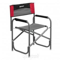 Кресло директорское (пр-во ГК Тонар) NISUS (серый/красный/черный, )