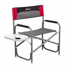 Кресло директорское с отк.стол. MAXI NISUS (серый/красный/черный, )