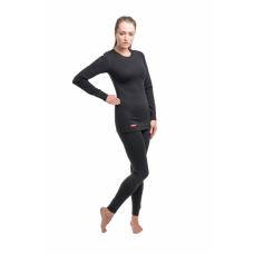 Термобельё комплект  Extrim Woman (3 слоя) Comfort (Черный, 48, рост 164-170)
