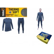 Термобельё комплект Thermo-Soft  Helios (Графит, L (48-50/170-176))