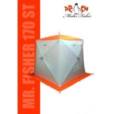 Палатка для зимней рыбалки Пингвин Mr. Fisher 170ST