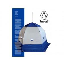 Палатка для зимней рыбалки Пингвин 4 с дышащим верхом (1-сл.)