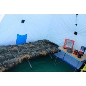 Зимний быт - обустройство и функционал зимних палаток