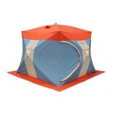 Палатка для зимней рыбалки НЕЛЬМА КУБ-3 ЛЮКС