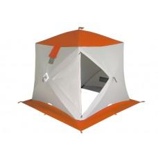 Палатка для зимней рыбалки Пингвин Термолайт алюминий B95T1 оранжевая
