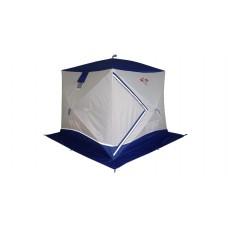 Палатка для зимней рыбалки Пингвин Призма Премиум 215*215 (1 сл.) В95Т1 синяя