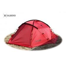 PEAK PRO 3 RED палатка Talberg (красный)