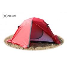 BOYARD PRO 3 RED палатка Talberg внешний тент (красный)