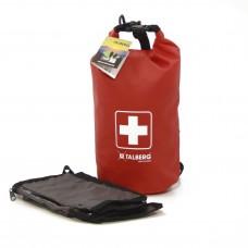 Гермоаптечка FIRST AID ROLL (красный)