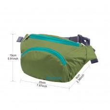 3311 EMMA III сумка поясная (зелёный) KING CAMP