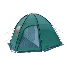 BIGLESS 4 палатка Talberg (зелёный)