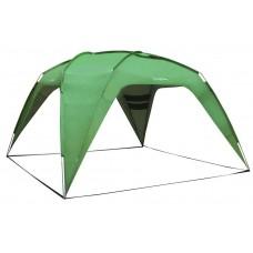 3084 SUPPERIOR тент  ( 360x360x210см, зелёная пальма) KING CAMP