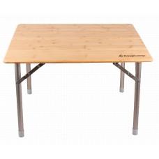 2018 4-folding Bamboo table стол скл. Бамбук, алюм (65х50х45/52/65 см)