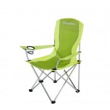 3818 Arms Chair   кресло скл. cталь (84Х50Х96    синий) KING CAMP