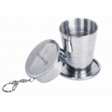 3002 foldable mug I стакан нерж. сталь KING CAMP