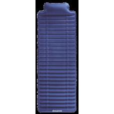 1903 COMFORT LIGHT коврик самонад (синий, 189 х 66 х 7/11 см) KING CAMP