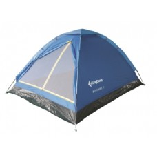 3016 MONODOME Fiber   палатка (2, зелёный) KING CAMP