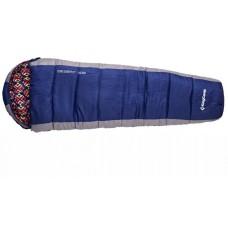 2023 DESERT 300 -15С 215x80x55 спальный мешок (-15°С,синий, левый)