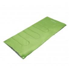 3122 OXYGEN +8С 180x75 спальный мешок (зелёный, левый) KING CAMP
