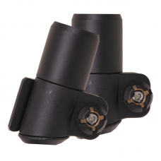 Tramp зажимы Fast lock 16mm (черный)