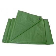 Tramp Lite тент 4х6 м (терпаулинг, зеленый)
